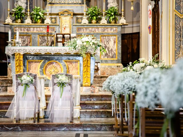 Il matrimonio di Marco e Elisa a Rovagnate, Lecco 17