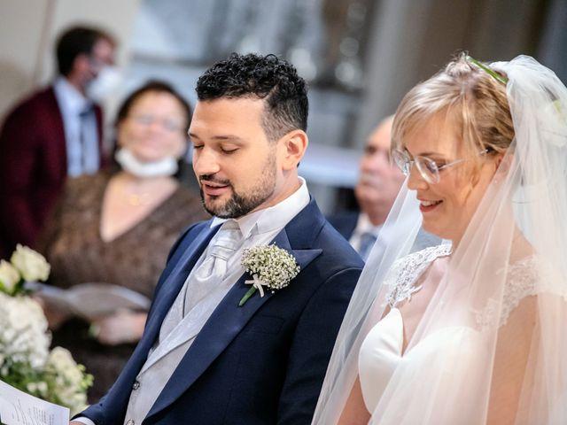 Il matrimonio di Marco e Elisa a Rovagnate, Lecco 20