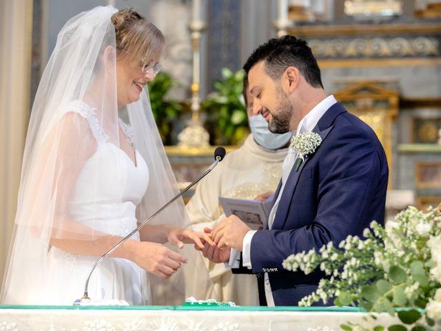 Il matrimonio di Marco e Elisa a Rovagnate, Lecco 21