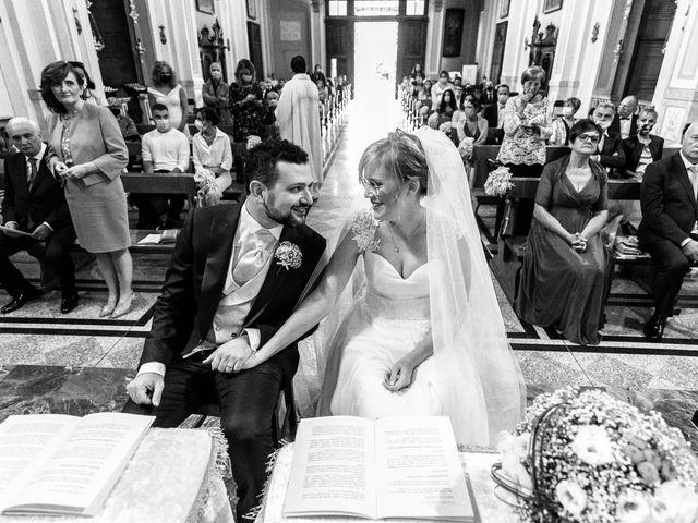 Il matrimonio di Marco e Elisa a Rovagnate, Lecco 22