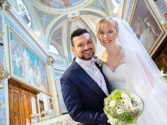Il matrimonio di Marco e Elisa a Rovagnate, Lecco 24