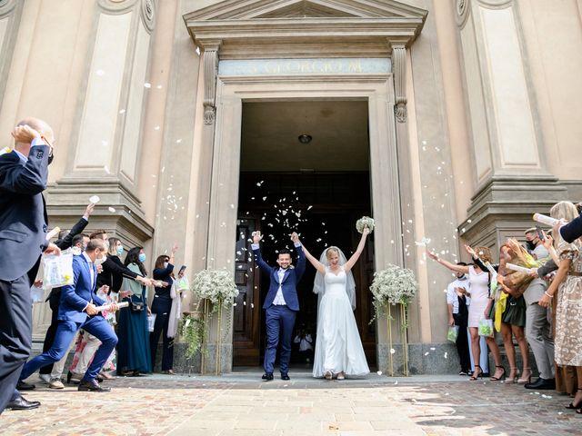 Il matrimonio di Marco e Elisa a Rovagnate, Lecco 25
