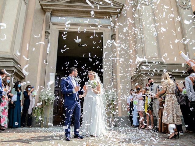 Il matrimonio di Marco e Elisa a Rovagnate, Lecco 26
