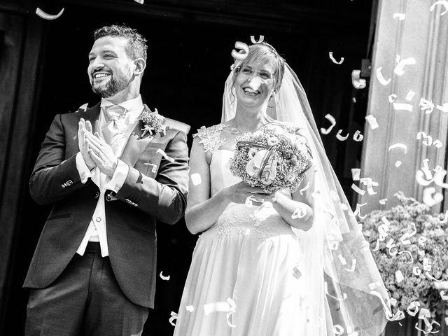 Il matrimonio di Marco e Elisa a Rovagnate, Lecco 27