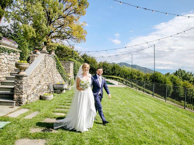 Il matrimonio di Marco e Elisa a Rovagnate, Lecco 29