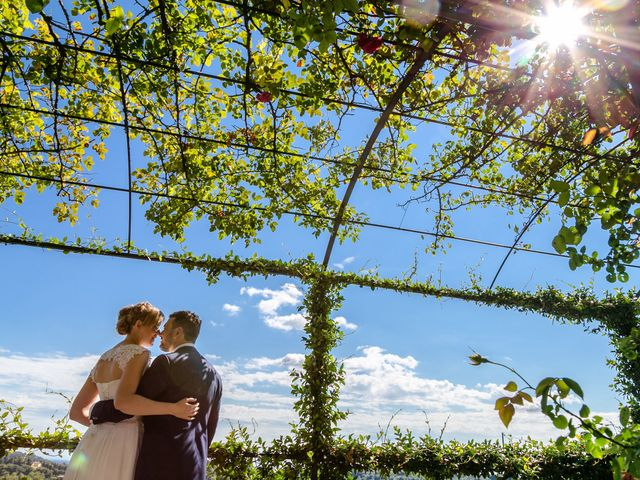Il matrimonio di Marco e Elisa a Rovagnate, Lecco 31