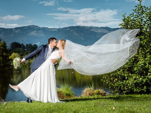 Il matrimonio di Marco e Elisa a Rovagnate, Lecco 36