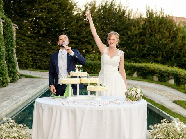 Il matrimonio di Marco e Elisa a Rovagnate, Lecco 40