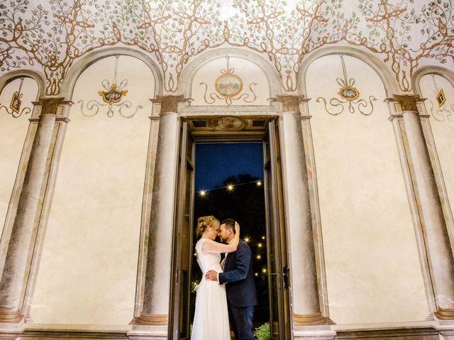 Il matrimonio di Marco e Elisa a Rovagnate, Lecco 41
