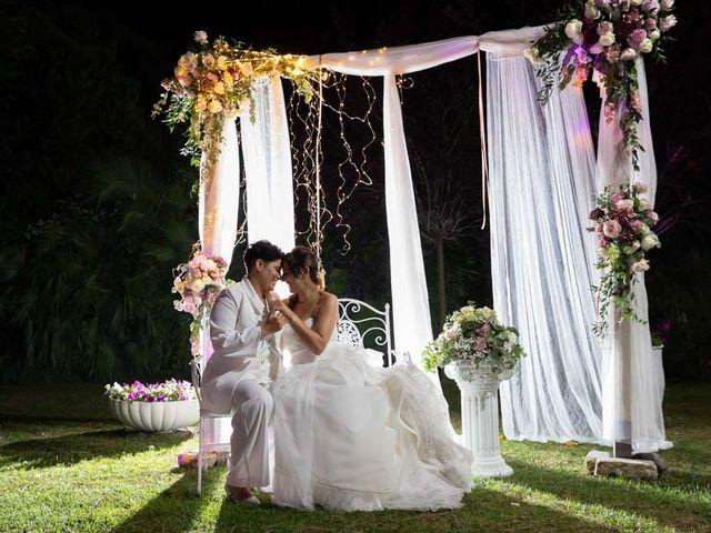 Le nozze di Valentina  e Anna