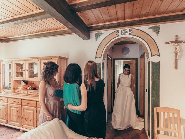 Il matrimonio di Martin e Valeria a Mezzocorona, Trento 12