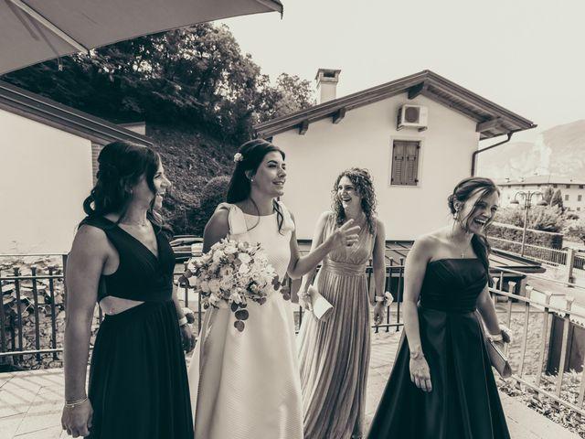 Il matrimonio di Martin e Valeria a Mezzocorona, Trento 14