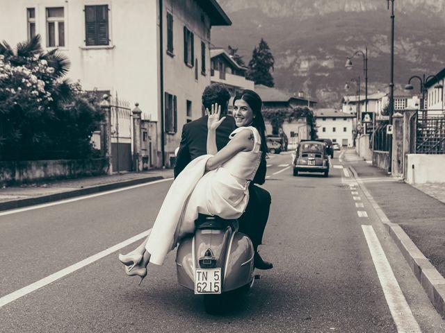 Il matrimonio di Martin e Valeria a Mezzocorona, Trento 23