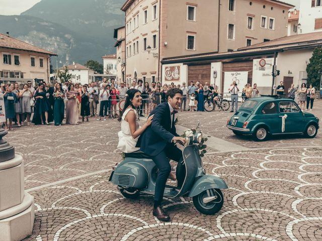 Il matrimonio di Martin e Valeria a Mezzocorona, Trento 24