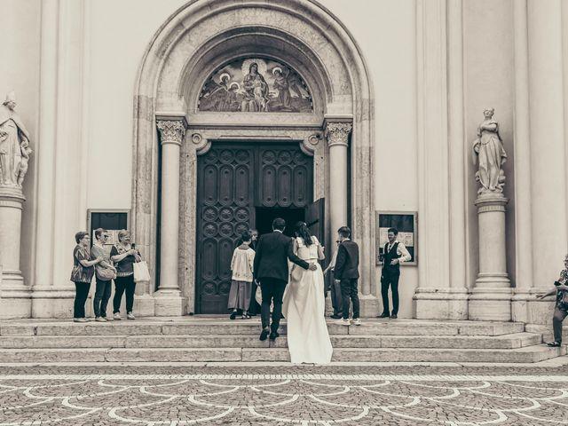 Il matrimonio di Martin e Valeria a Mezzocorona, Trento 25