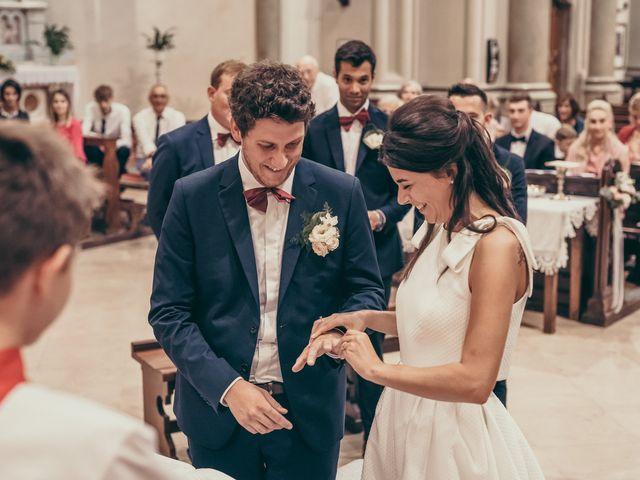 Il matrimonio di Martin e Valeria a Mezzocorona, Trento 30