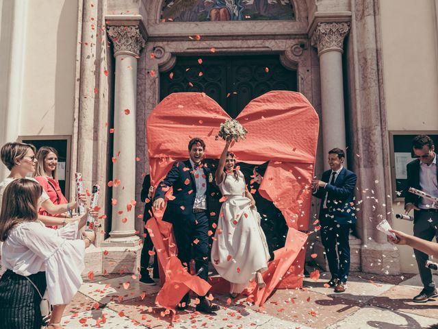 Il matrimonio di Martin e Valeria a Mezzocorona, Trento 34