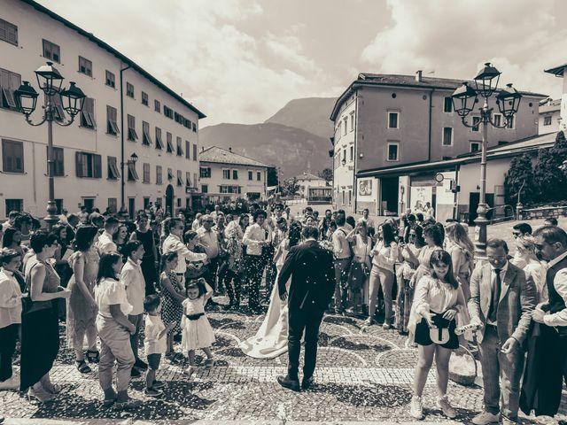Il matrimonio di Martin e Valeria a Mezzocorona, Trento 35