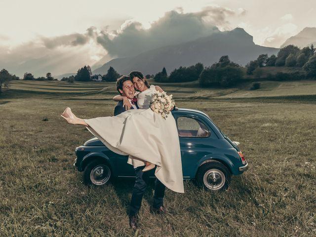 Il matrimonio di Martin e Valeria a Mezzocorona, Trento 49