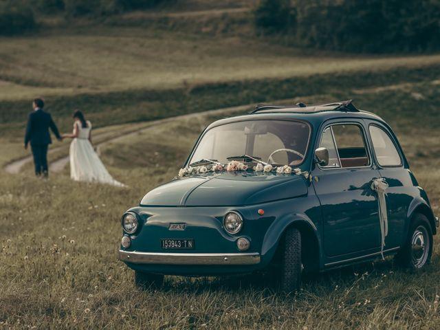 Il matrimonio di Martin e Valeria a Mezzocorona, Trento 50