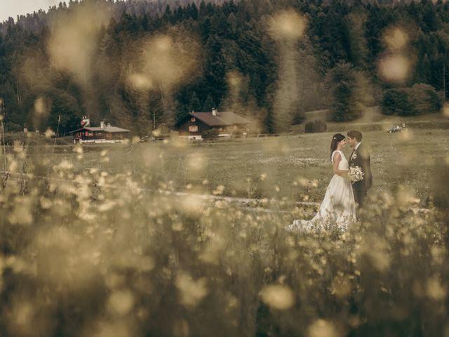 Il matrimonio di Martin e Valeria a Mezzocorona, Trento 1