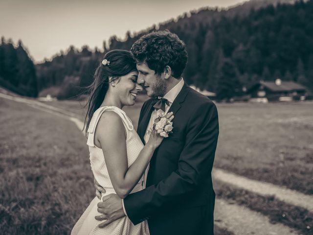 Il matrimonio di Martin e Valeria a Mezzocorona, Trento 53