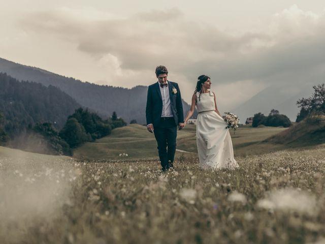 Il matrimonio di Martin e Valeria a Mezzocorona, Trento 55