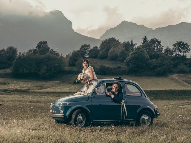 Il matrimonio di Martin e Valeria a Mezzocorona, Trento 57