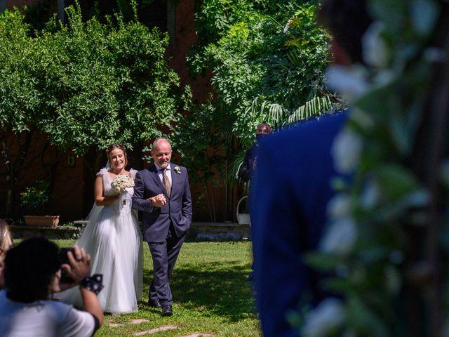 Il matrimonio di Alessandro e Francesca a Roma, Roma 24
