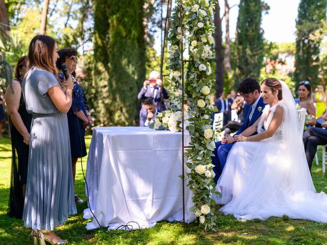 Il matrimonio di Alessandro e Francesca a Roma, Roma 30