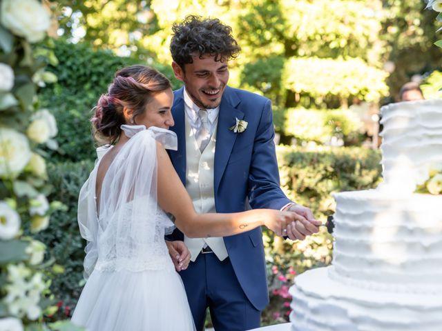 Il matrimonio di Alessandro e Francesca a Roma, Roma 54