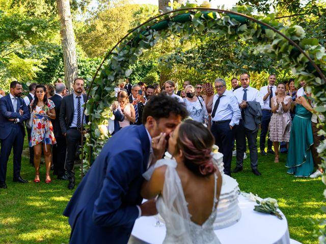 Il matrimonio di Alessandro e Francesca a Roma, Roma 56
