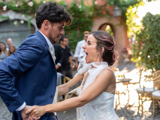 Il matrimonio di Alessandro e Francesca a Roma, Roma 62