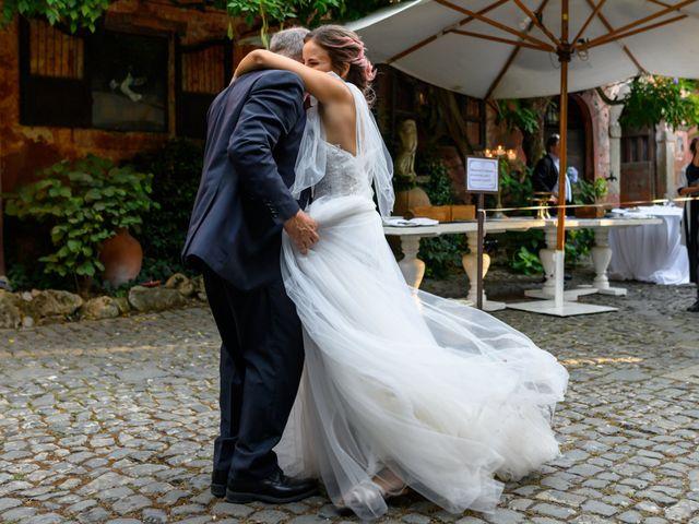 Il matrimonio di Alessandro e Francesca a Roma, Roma 67