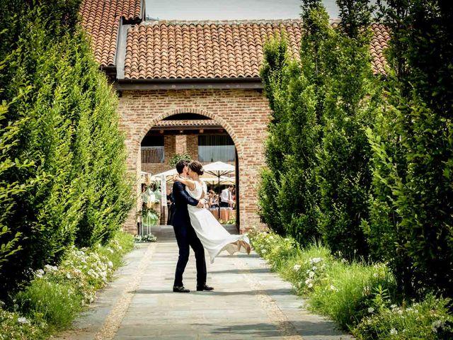 Le nozze di Lucia e Fabiano