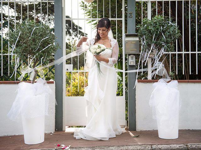 Il matrimonio di Alessandro e Agnese a Battipaglia, Salerno 32