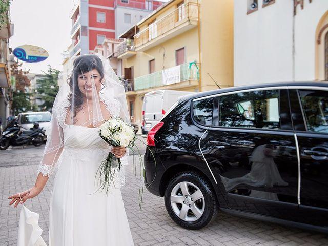 Il matrimonio di Alessandro e Agnese a Battipaglia, Salerno 48