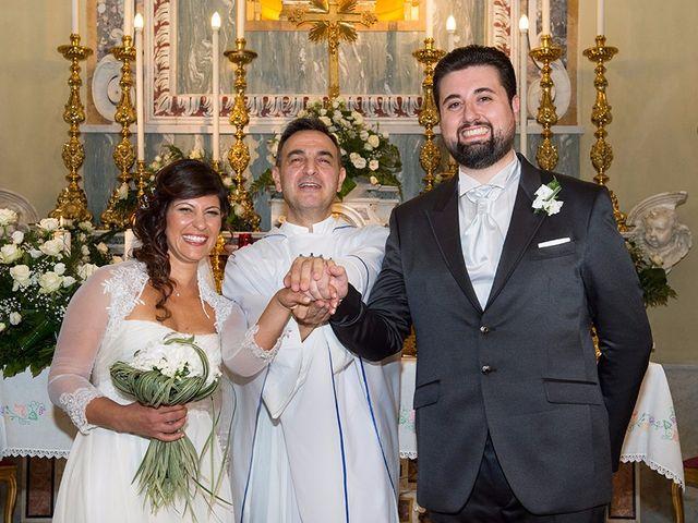 Il matrimonio di Alessandro e Agnese a Battipaglia, Salerno 60