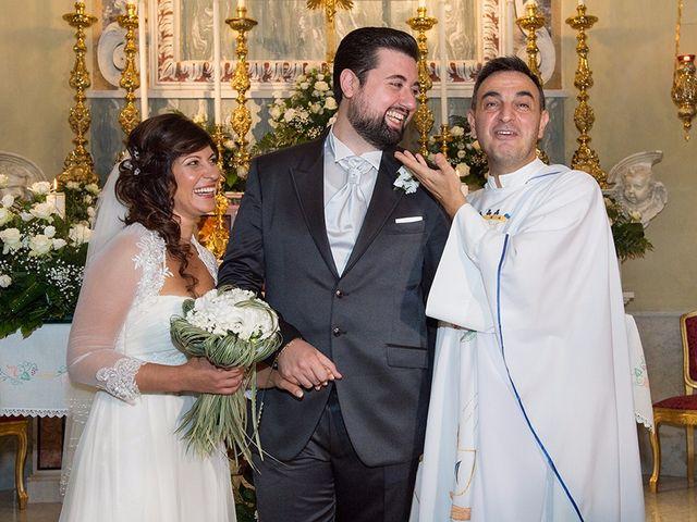Il matrimonio di Alessandro e Agnese a Battipaglia, Salerno 61