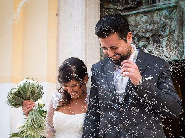 Il matrimonio di Alessandro e Agnese a Battipaglia, Salerno 62