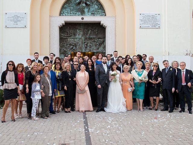 Il matrimonio di Alessandro e Agnese a Battipaglia, Salerno 64