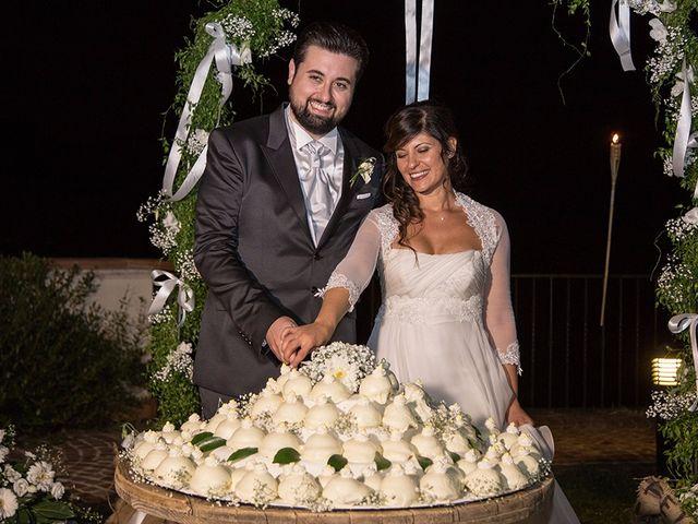 Il matrimonio di Alessandro e Agnese a Battipaglia, Salerno 86