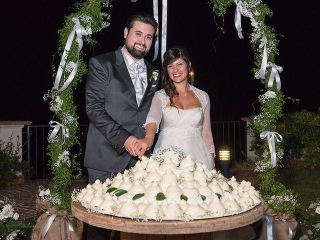 Il matrimonio di Alessandro e Agnese a Battipaglia, Salerno 87
