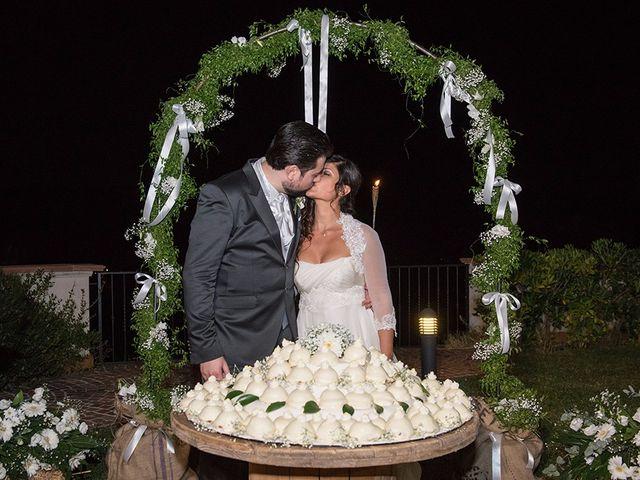 Il matrimonio di Alessandro e Agnese a Battipaglia, Salerno 88