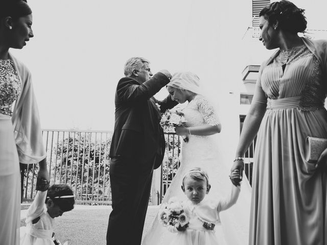 Il matrimonio di Domenico e Anna a Vibo Valentia, Vibo Valentia 23