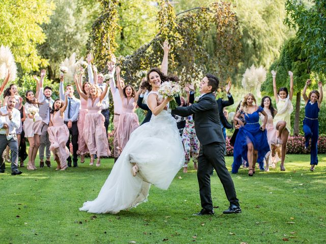 Le nozze di Giusy e Diego