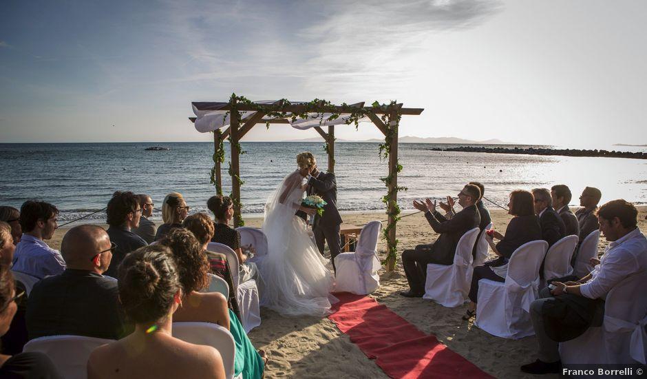 Il matrimonio di Antonio e Emanuela a Follonica, Grosseto