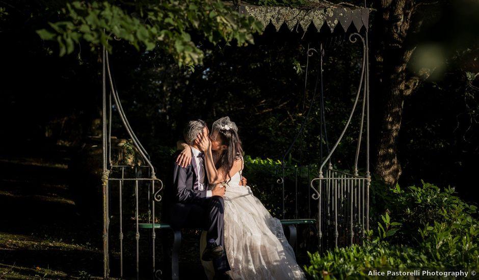 Il matrimonio di Alessio e Laura a Firenze, Firenze