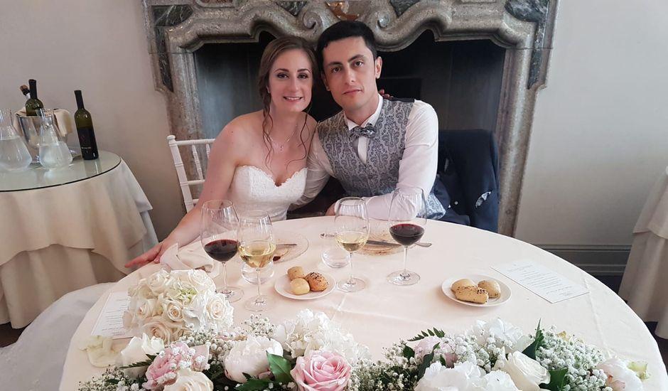Il matrimonio di Angelo e Michela a Lomagna, Lecco