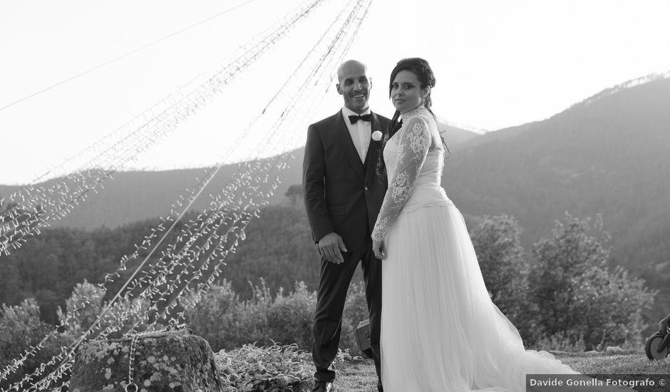 Il matrimonio di Alessandro e Emanuela a Vernazza, La Spezia